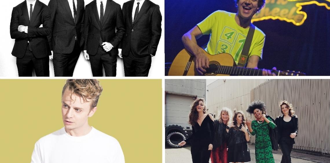 Klinkende namen op festival Jazz in het Dorp 2018; gratis toegang